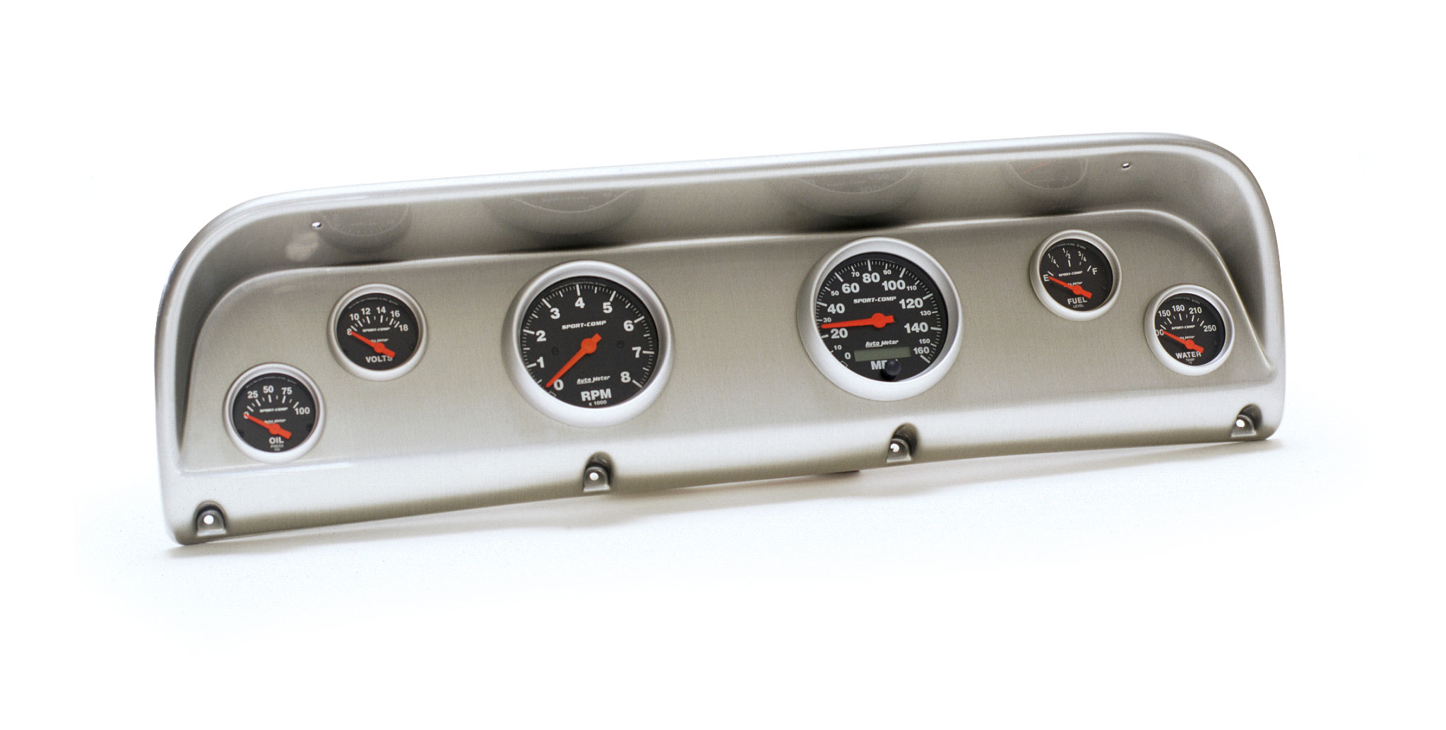 Classic Dash Unveils Abundance Of New Instrument Panels For Ford 1973 Mustang Fuse Box Trucks Mustangs Gtos And Pontiacs